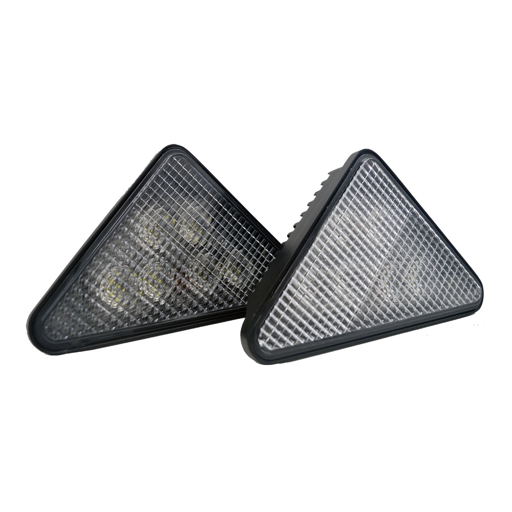 Picture of LED-B180, Bobcat  Skid Steer Triangle LED Headlight (Pair)