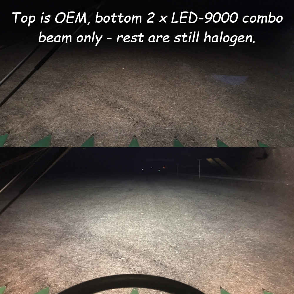 Picture of LED-9000  Combo beam - JD combine light