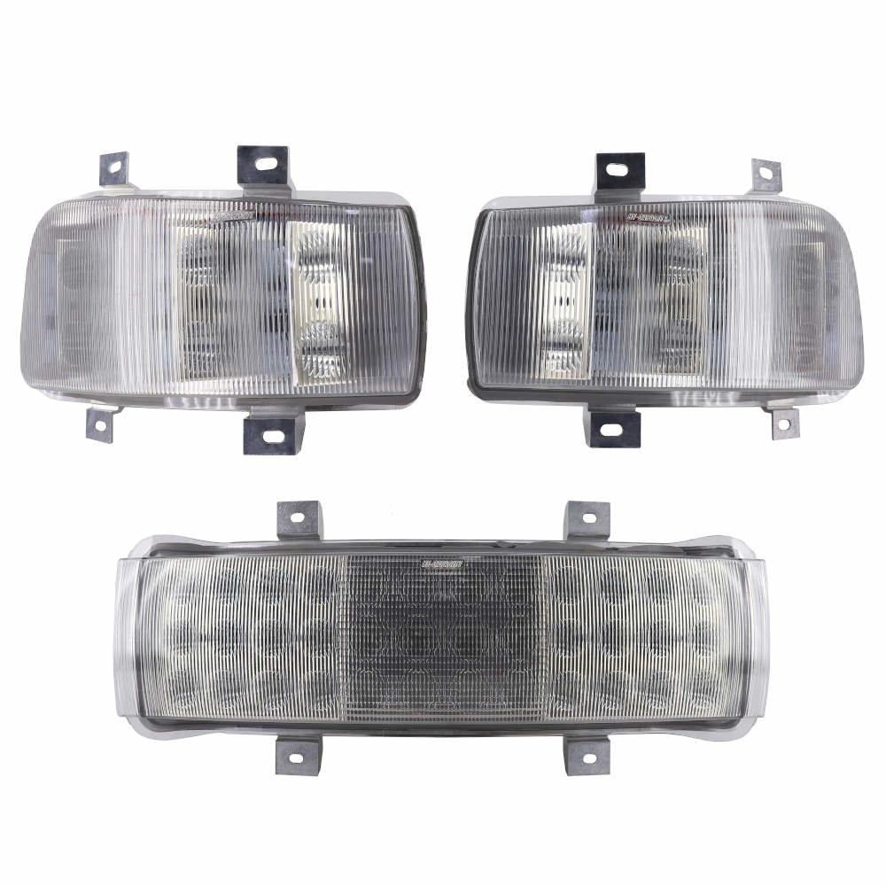 Picture of Larsen LED kit for CaseIH Magnum series,  add choice of headlights.