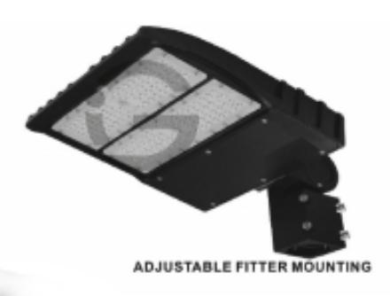 iGLO LED Matrix Shoebox - 60W