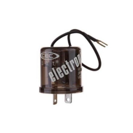 Electronic LED flasher relay