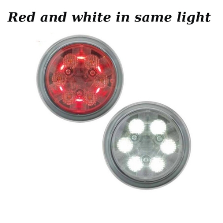 Par-36 Red/White combo