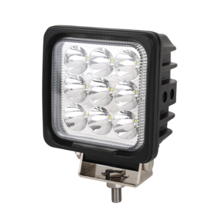 LED-B27 - 27 watt blue 15° Spot beam